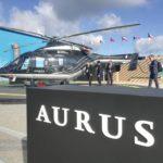 Ансат Aurus представили на МАКС 2019